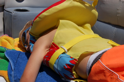 boat nap